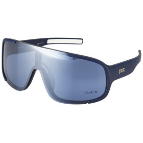 POC Aspire Eyes navy black/blue/silver mirror